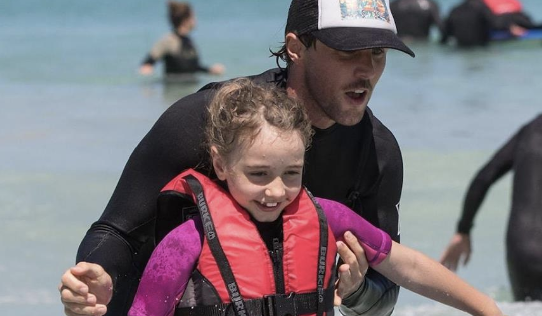 Ocean Heroes – Helping Australian Children with Autism Through Surfing Lessons